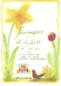 Plakat Frühlingsfest_2017